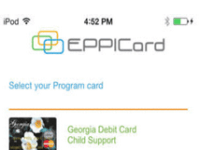 Eppicard Mobile App